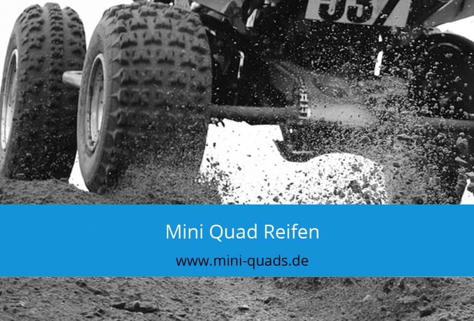 Mini Quad Reifen