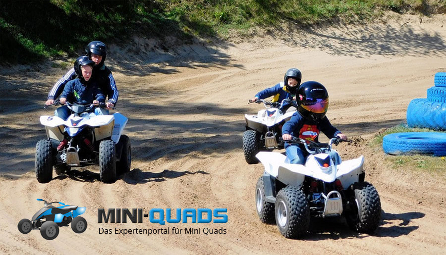 Mini Quad Kinderquad