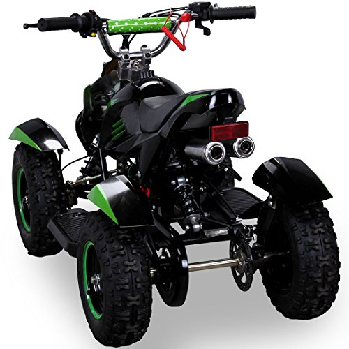 miniquad cobra kinder atv 49 cc pocketquad 2 takt quad atv. Black Bedroom Furniture Sets. Home Design Ideas